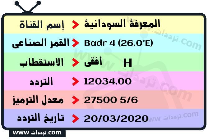 Sudan Knowledge — قناة المعرفة