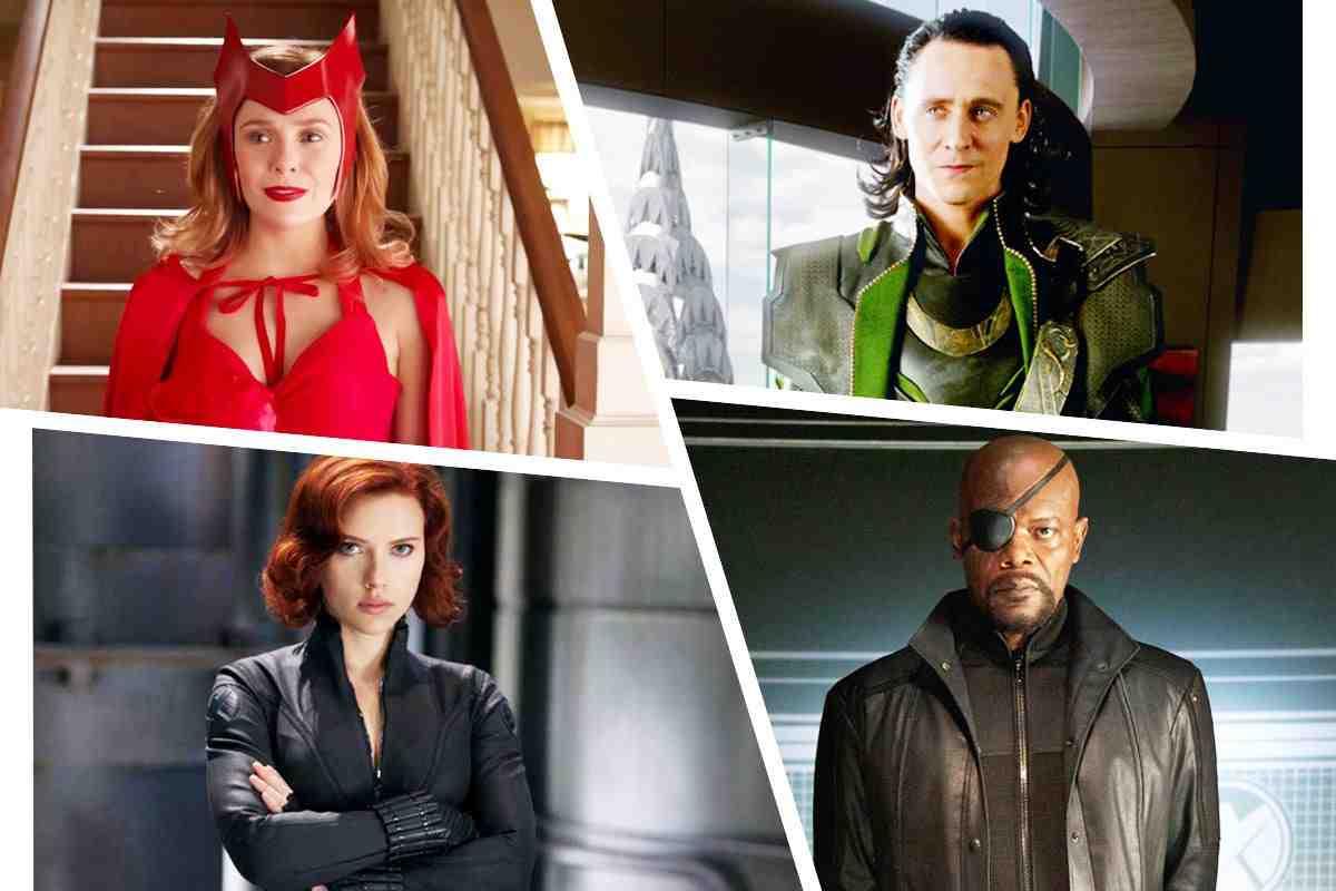 ¡Las estrellas y los cineastas se burlaron de lo que podemos esperar de la primera serie de televisión de Marvel Studios para Disney +, que se estrenará esta semana!