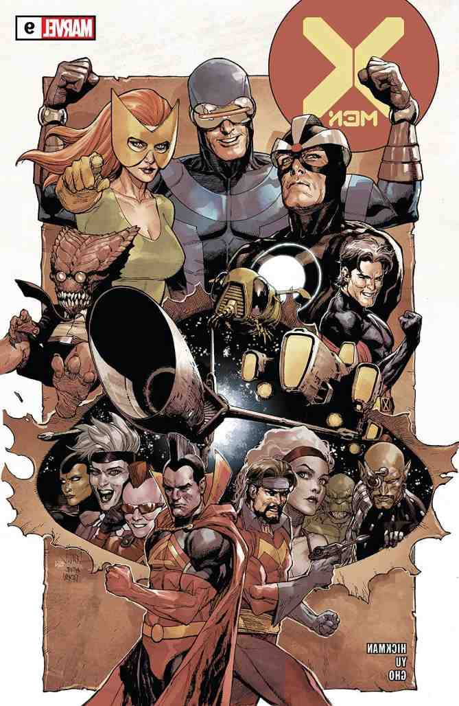 Los cómics y personajes de Marvel más emocionantes de 2021