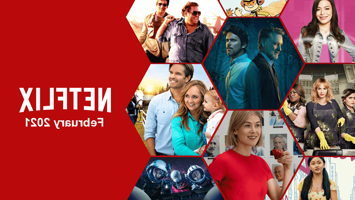 Lista completa de nuevos lanzamientos en Netflix para el 16 de febrero