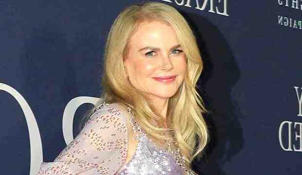 El secreto mejor guardado de Nicole Kidman en 'Moulin Rouge!'