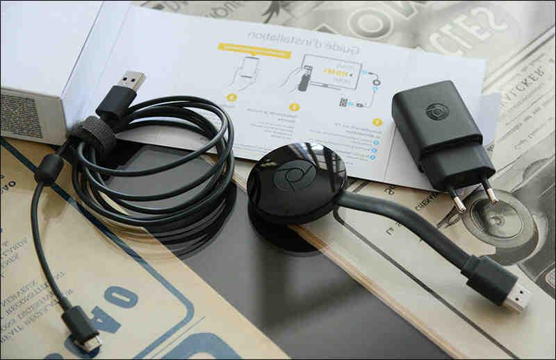 ¿Cómo funciona el Chromecast de audio?