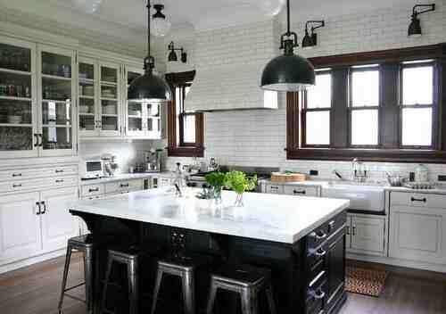 ¿Cómo limpiar muebles de cocina de fórmica alto brillo?