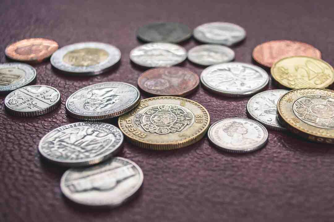 ¿Cuántas monedas de 10 centavos son 5 dólares?